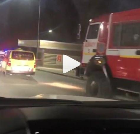 Из-за гранаты на остановке оцепили район в Алматы 1