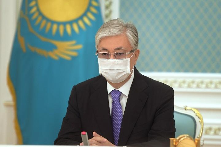 Токаев открыл расширенное заседание правительства Казахстана 1