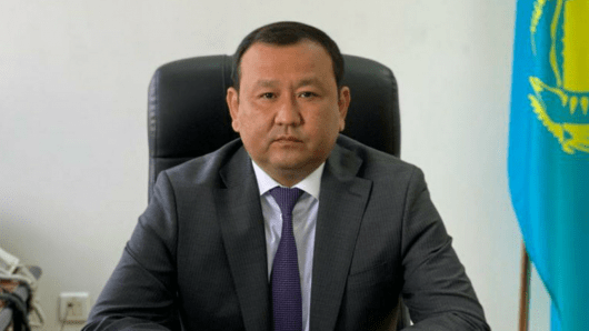 Строительство модульного госпиталя в Алматы: двух человек подозревают в хищении 3,9 млрд тенге 1