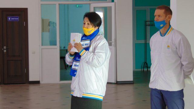 Кандидат от Nur Otan в Атырау: главная цель партии - благосостояние населения 1