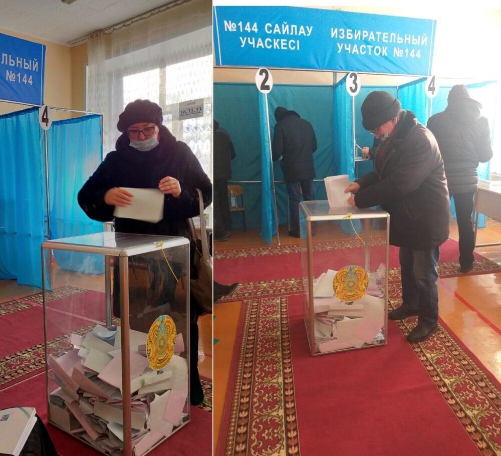 Наблюдатель из Караганды рассказала, как проходят выборы 2