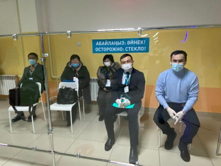 Сайлау Камиев: Наблюдатели столицы готовились к выборам 1