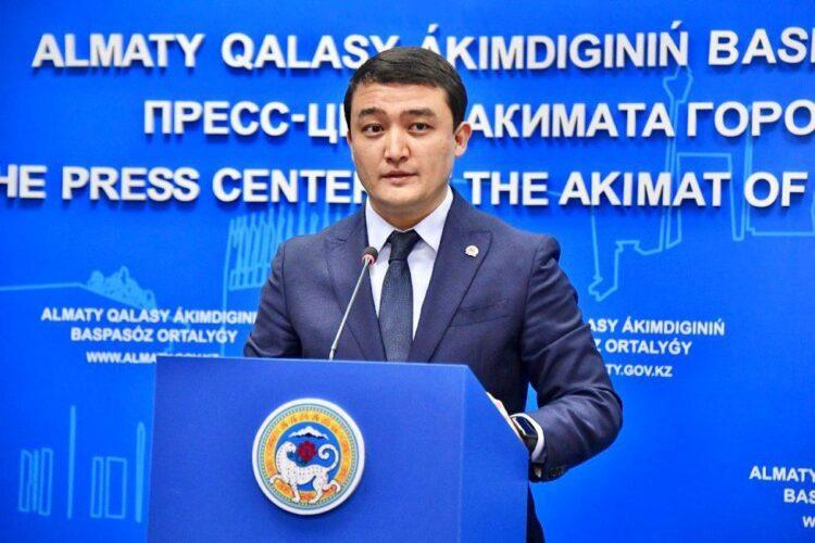Назначен первый заместитель председателя алматинского городского филиала партии Nur Otan 1