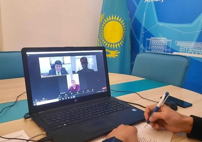 В Алматинском городском филиале Nur Otan приняли более 35 тысяч обращений 1