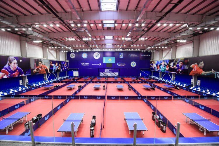 В семи городах Казахстана откроют центры настольного тенниса 1