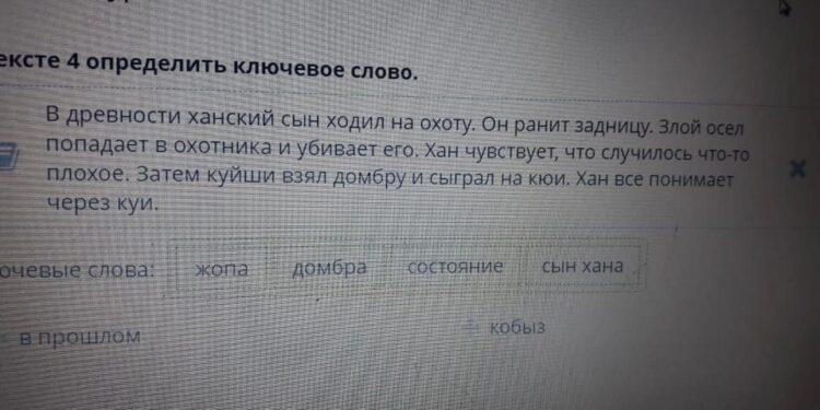 Google-переводчик поверг в шок казахстанских родителей 1