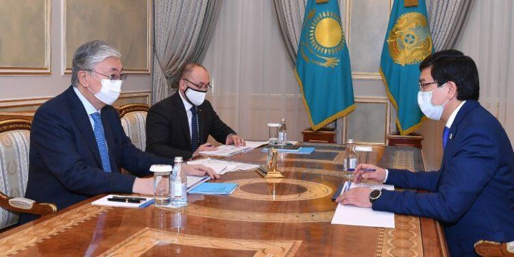 Токаев поставил задачи по дальнейшему совершенствованию сферы науки и образования Казахстана 1