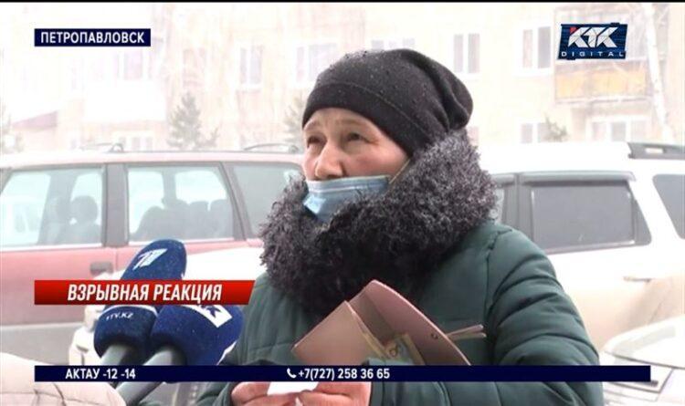 Мать пострадавшего при взрыве в Петропавловске взывает о помощи 1