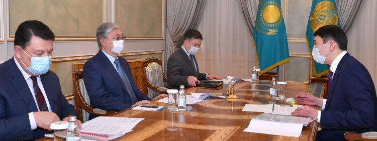 Токаеву доложили о состоянии экологического туризма и нацпарков Казахстана 1