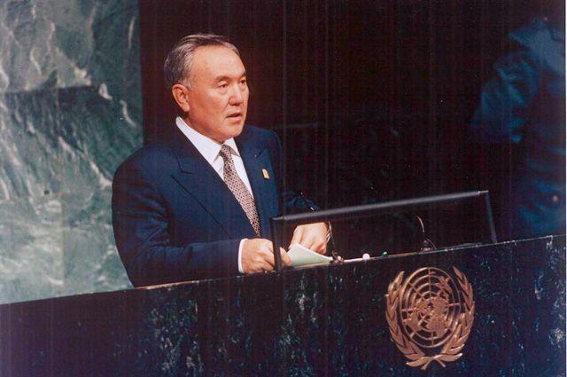 Казахстан в ООН: Мир – Безъядерная зона 1