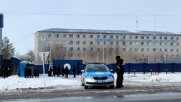Фото: пресс-служба ДП Актюбинской области