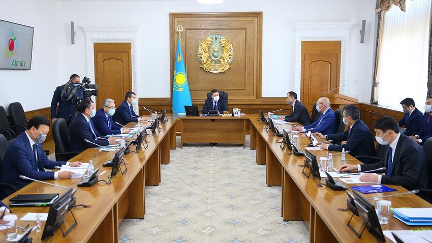 В Алматы 4,5 трлн тенге потратят на проекты, где работу найдут 35 тысяч человек 1