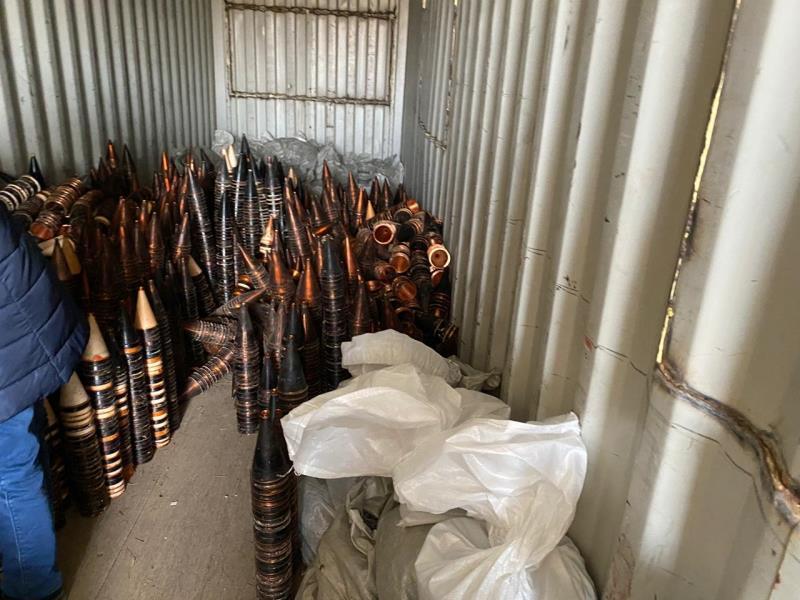 Утилизированные боеприпасы из Арыси выставили на торги 1
