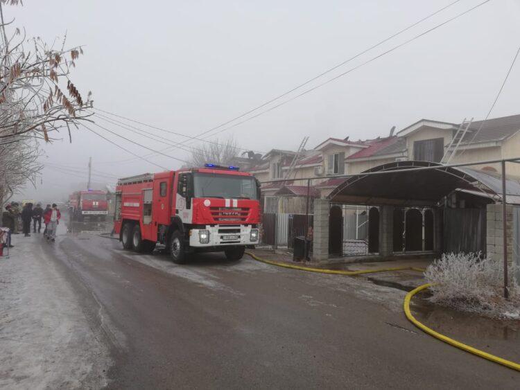 Фото: пресс-служба ДЧС Алматинской области