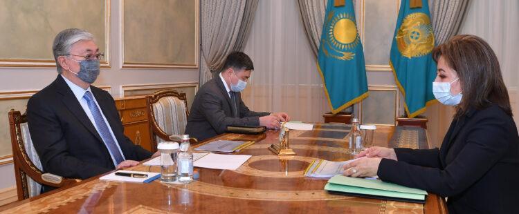 Фото: официальный сайт Президента РК