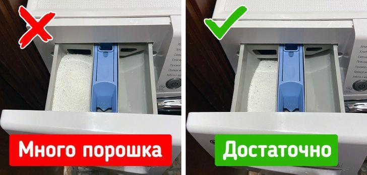 Восемь ошибок, из-за которых может выйти из строя стиральная машина