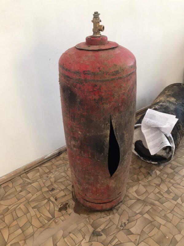 Ребенок погиб из-за взрыва газового баллона в Актюбинской области 4