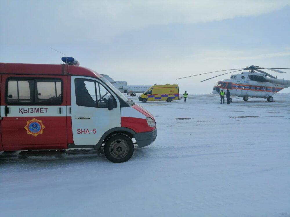 Фермер неделю блуждал в степи Карагандинской области и выжил 1