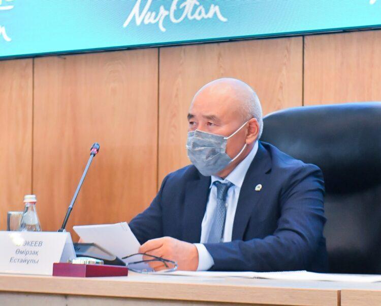 Шукеев: Дорожная карта охватывает самые актуальные вопросы в Туркестанской области 1