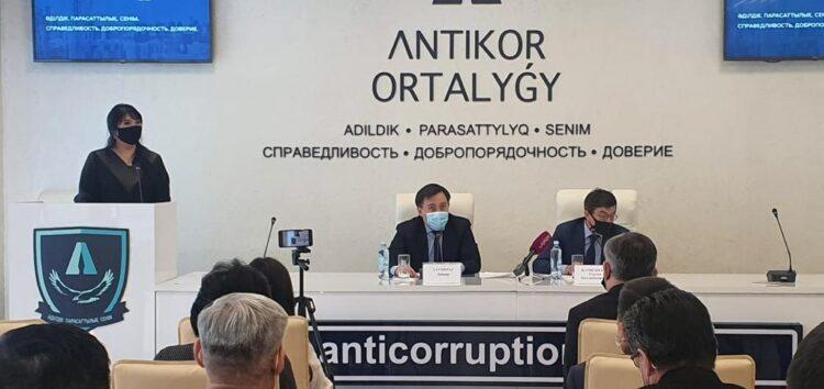 В Алматы подвели итоги общественного мониторинга по ЕНТ 1