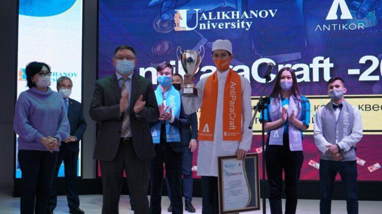 В Кокшетау прошел финал первой в Казахстане антикоррупционной квест-игры AntiParaCraft - 2021 1