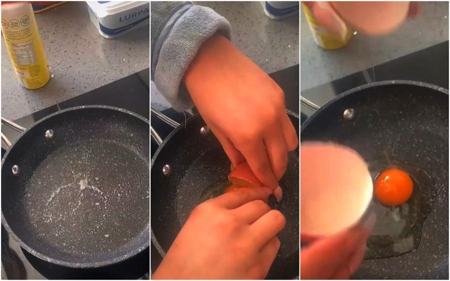Девушка раскрыла в TikTok идеальный способ приготовить яйца 1