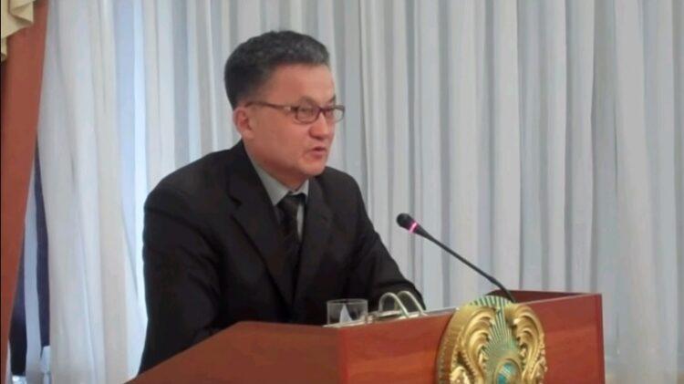 """Замакима Караганды обвиняют в хищении 107 млн тенге. Он решил уволиться по """"собственному желанию"""" 1"""