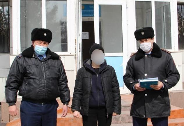 Фото пресс-службы ДП Алматинской области