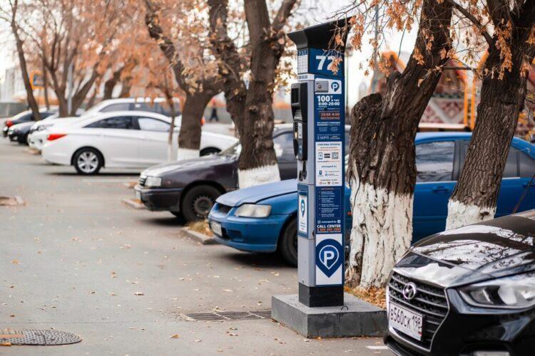 Фото: пресс-служба ТОО «Парковочное пространство Астаны»
