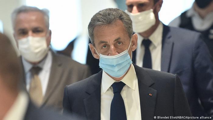 Экс-президента Франции Николя Саркози осудили за коррупцию 1