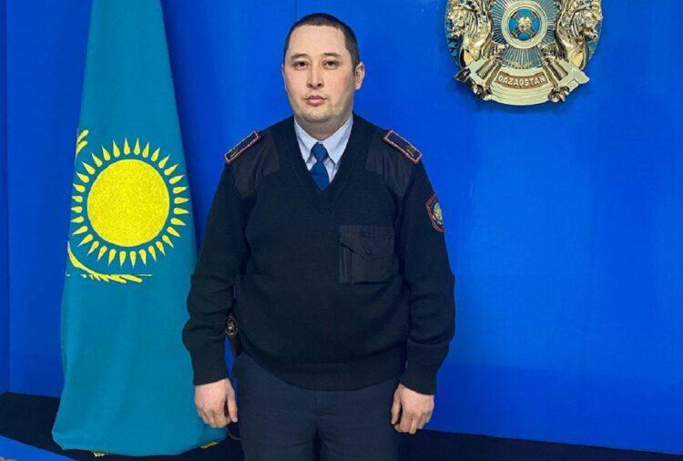 Фото: управление полиции Семея
