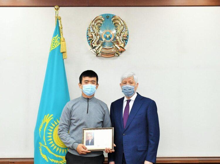 Фото: пресс-служба акима Алматинской области
