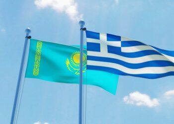 Казахстан и Греция: далекие «соседи» 8