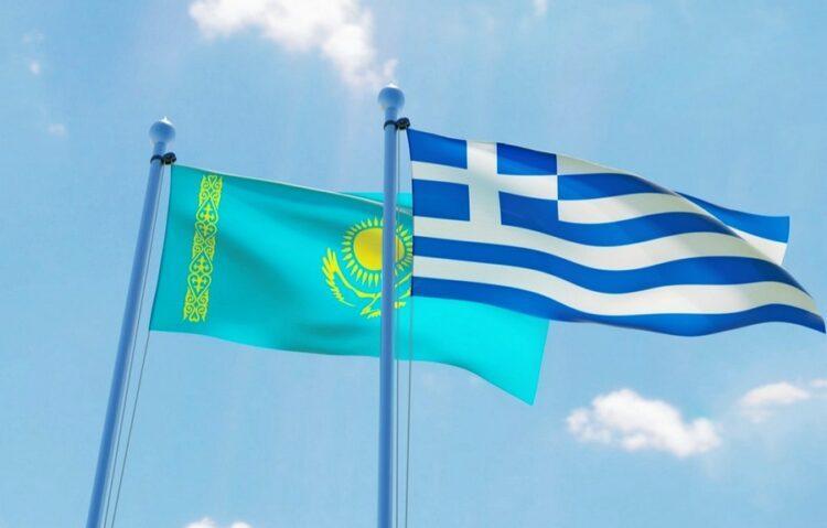Казахстан и Греция: далекие «соседи» 1