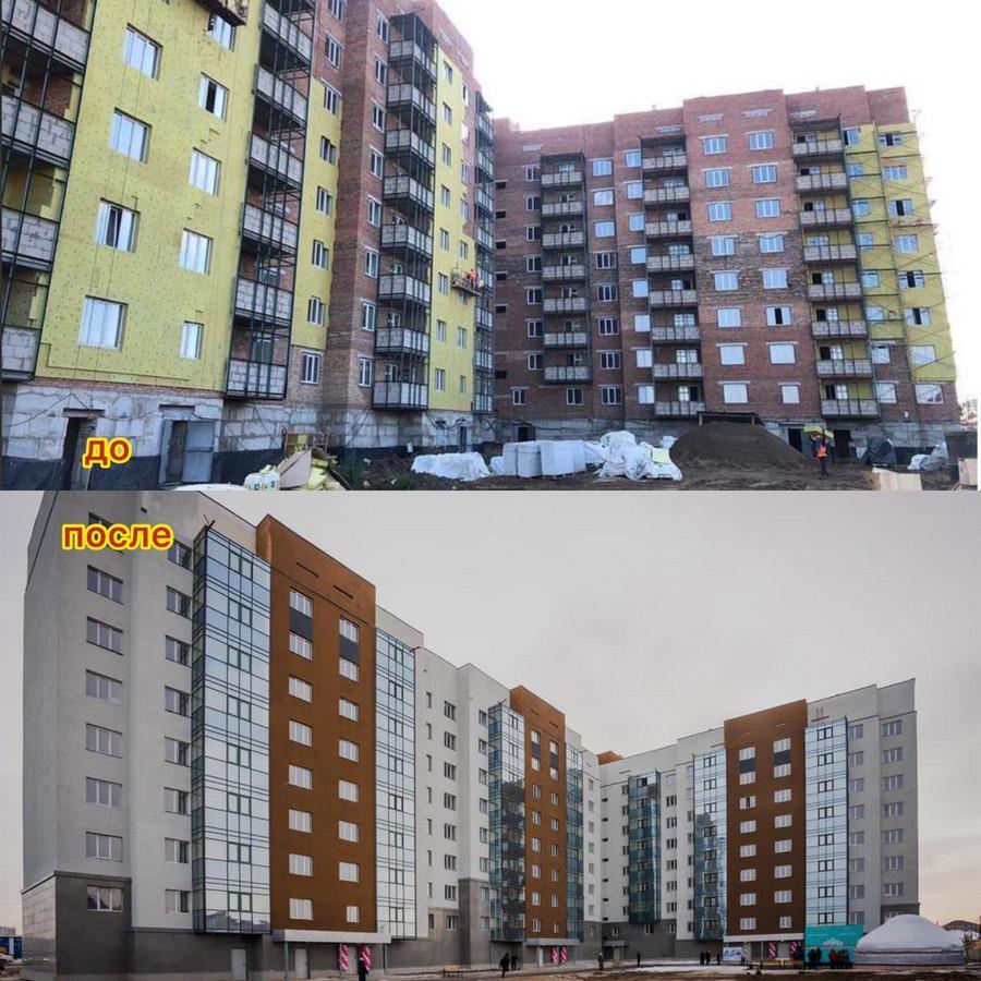 Долгострой в Нур-Султане: 200 семей въехали в квартиры после семи лет ожиданий 1