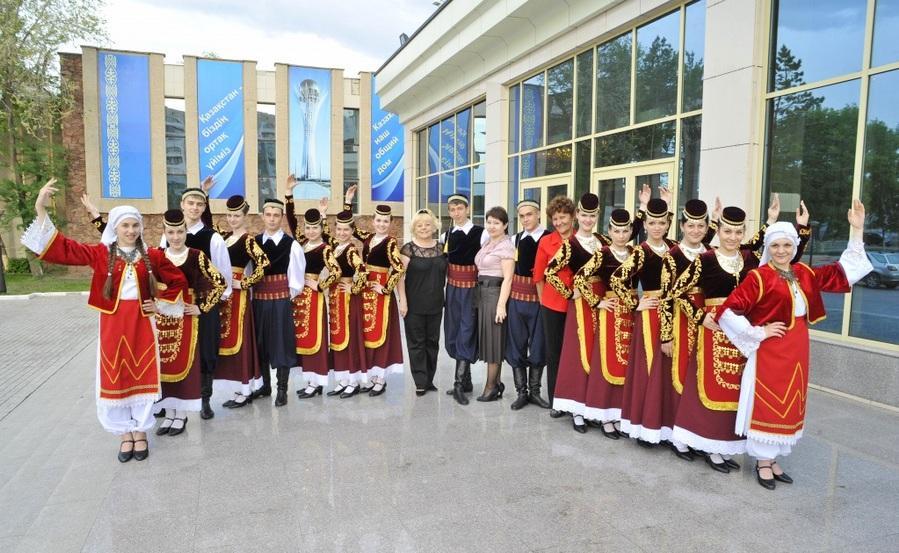 Казахстан и Греция: далекие «соседи» 2