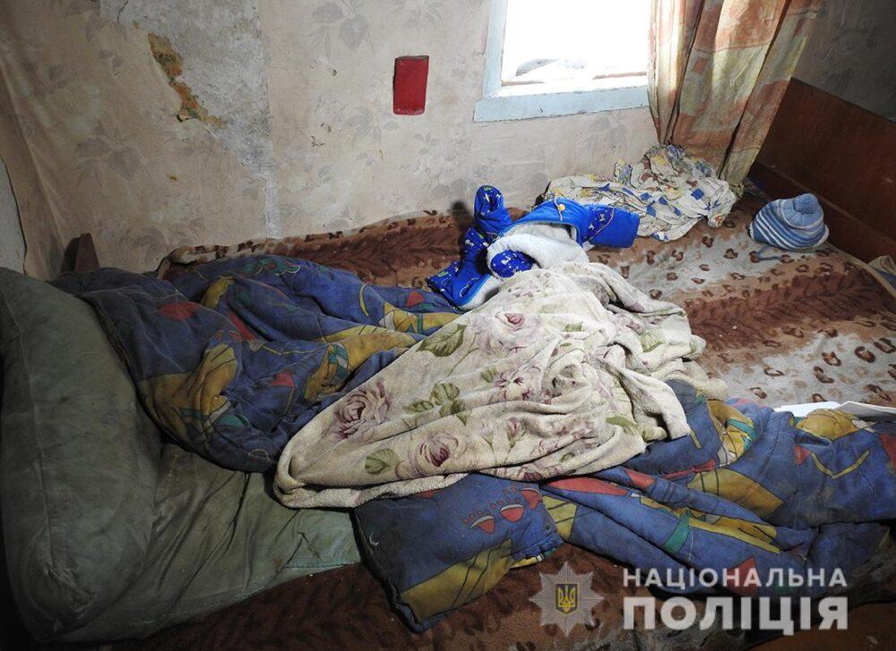 Шокирующие фото: в доме насмерть замерз 5-месячный малыш 2