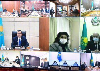 Фото: пресс-служба сената парламента РК