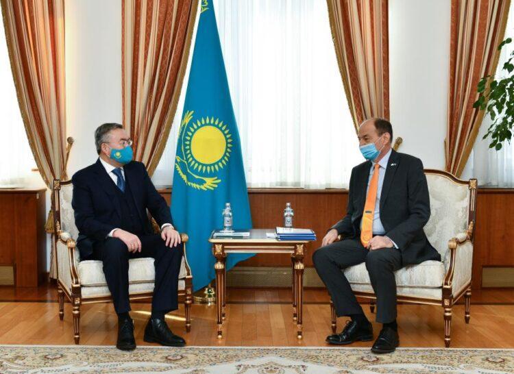 В контексте интересов Казахстана 1