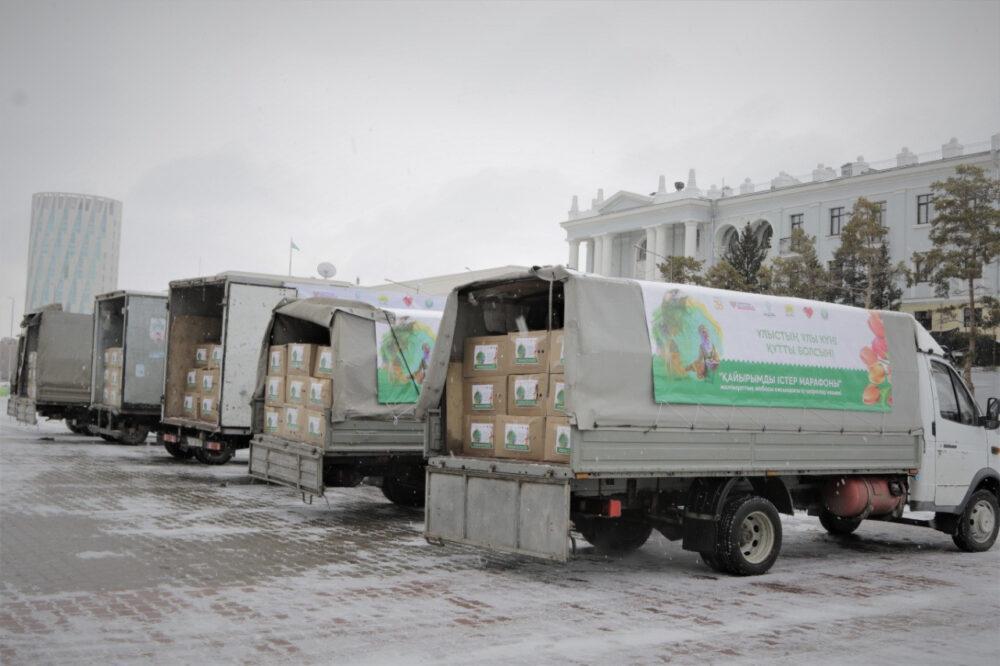 Двум тысячам малообеспеченных семей в Нур-Султане на Наурыз раздадут продуктовые корзины 3