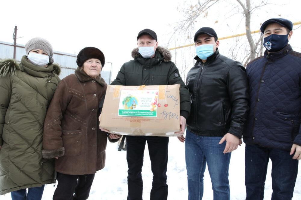 Двум тысячам малообеспеченных семей в Нур-Султане на Наурыз раздадут продуктовые корзины 5