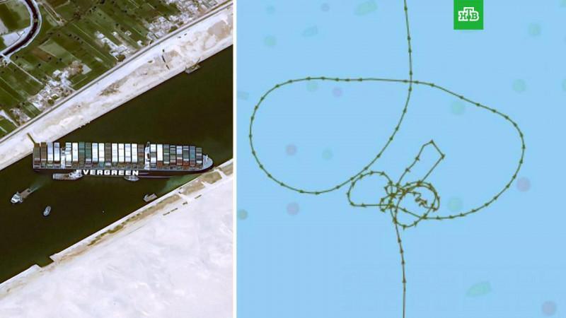 Ship happens: почему все смеются над аварией в Суэцком канале 6