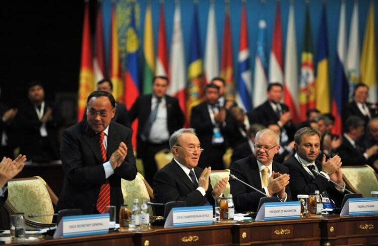 Казахстан в ОБСЕ: особый дух мира и сотрудничества 1