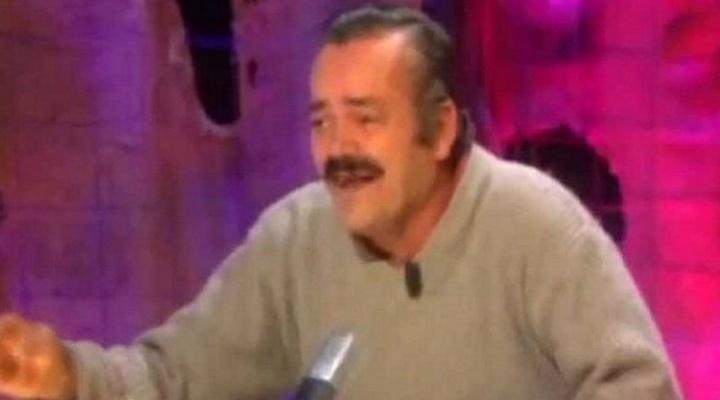 Умер герой вирусного мема «хохочущий испанец» 1