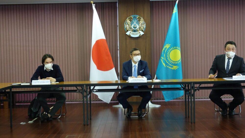 Ассоциация казахов создана в Японии