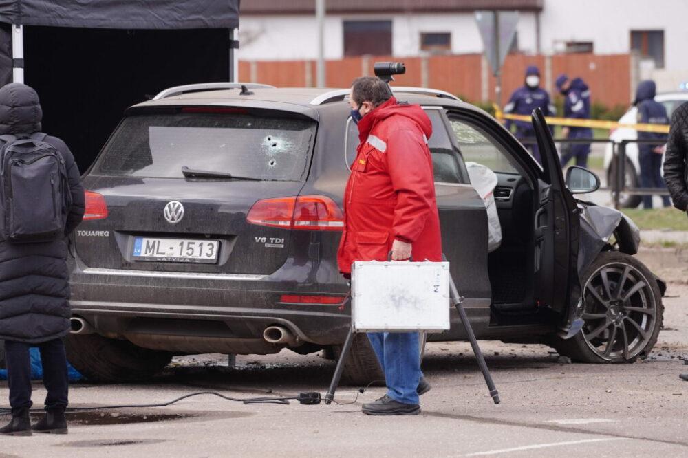 Агента футболиста из Казахстана застрелили в Латвии