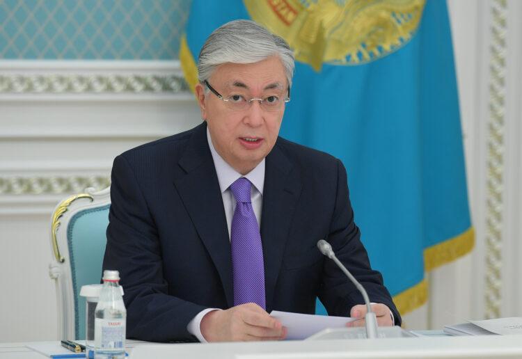 Что обсуждал Токаев на заседании Высшего cовета по реформам 1