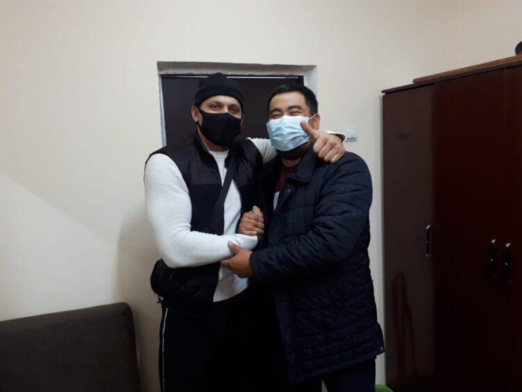 Фото: Департамент полиции Алматинской области