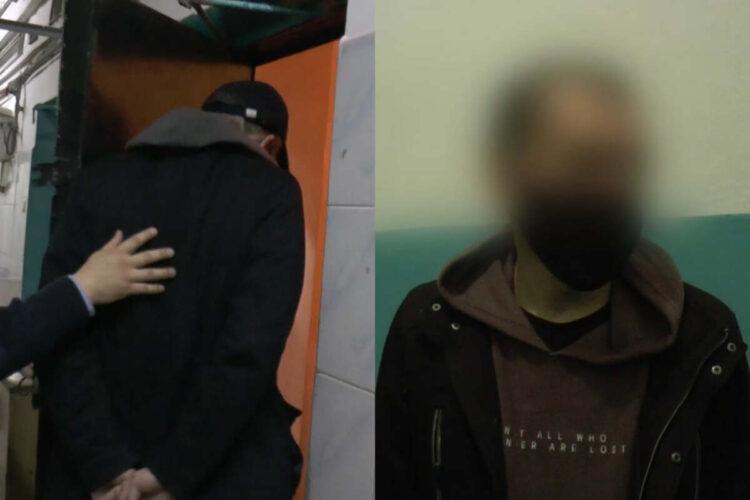 В Алматы задержали серийных угонщиков Daewoo Damas 1