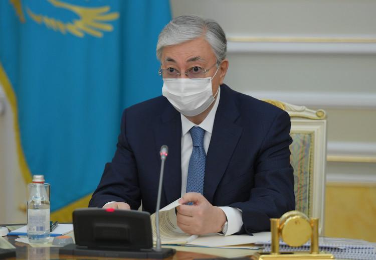 Токаев поручил сделать трассу Нур-Султан - Алматы к 2023 году 1